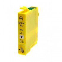 Cart.Compativel EPSON T1814 Yellow