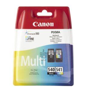 Cart. Canon PG-540/CL-541 MULTI PACK SEC (2 CARTRIDGES)